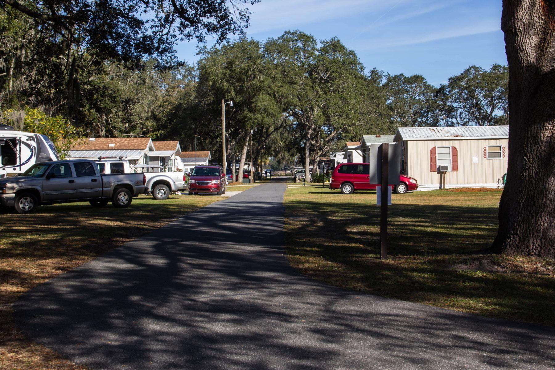 RV Park near Tampa, Orlando, Florida