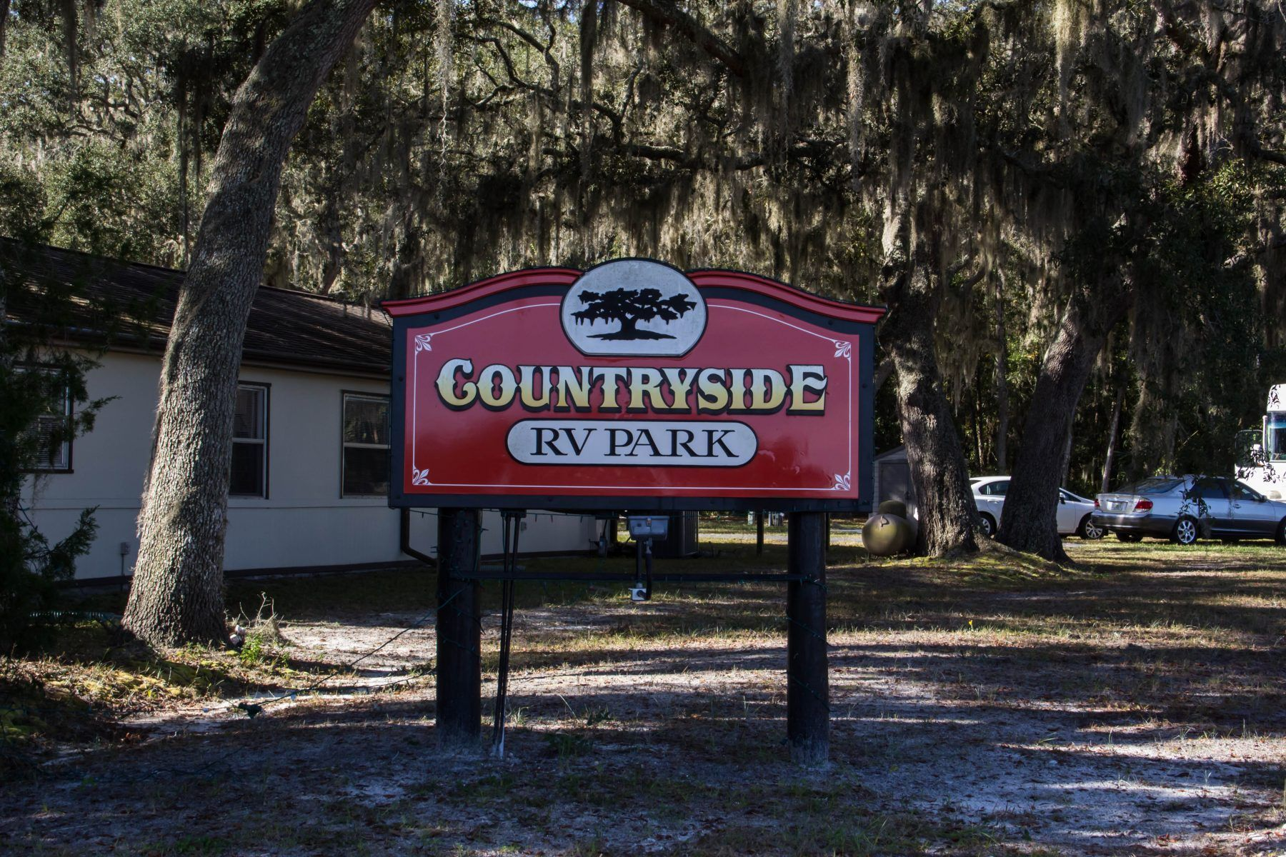 Home Countryside Rv Park In Lake Panasoffkee Fl